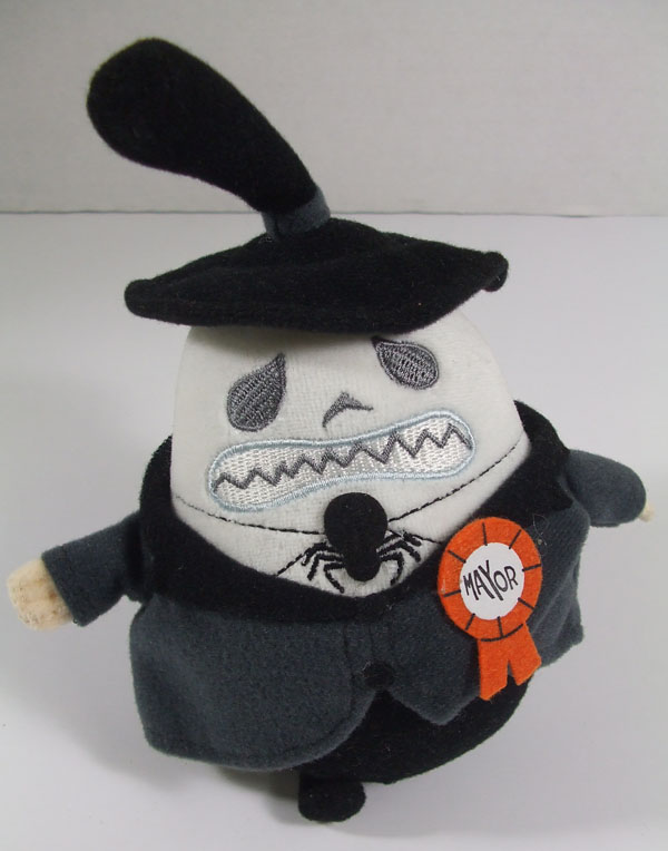 Details about Nightmare Before Christmas Plush * Mayor 9